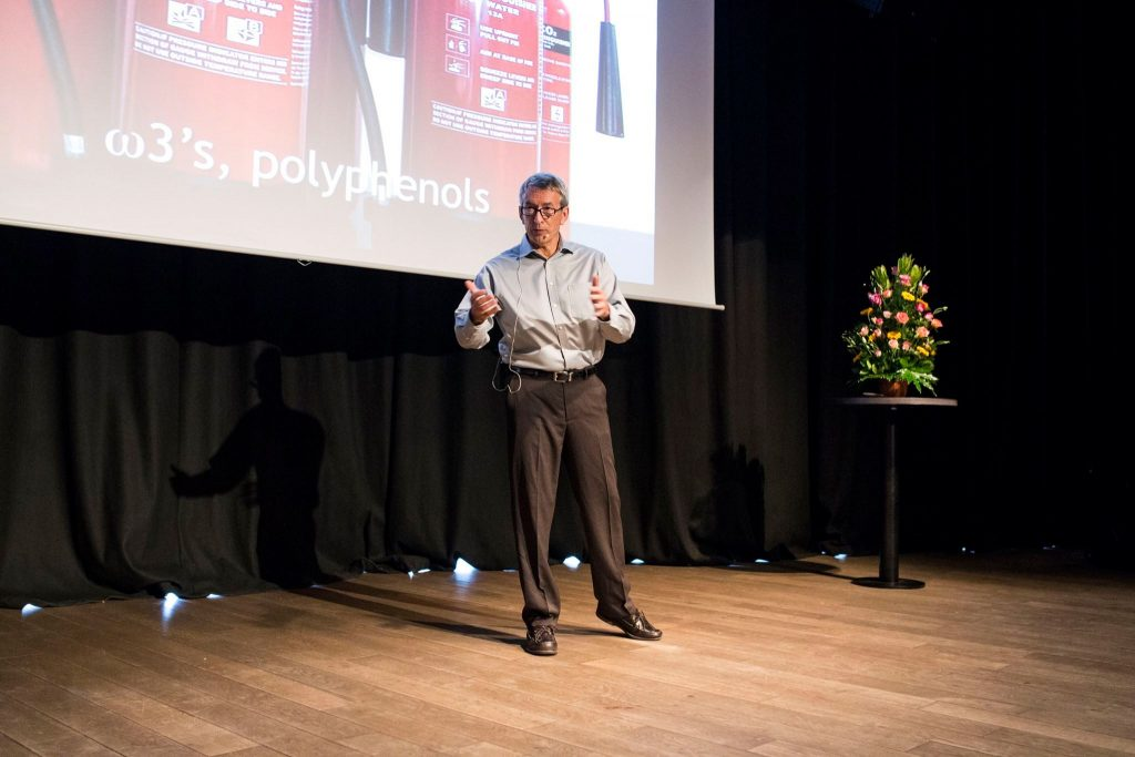 Dr.Paul Clayton Presentation in Lithuanian event