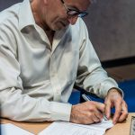 Dr.Paul Clayton Book signing